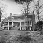 The home of Wilmer McLean earned a spot in American history as the site of Lee's surrender to Grant at Appomattox.